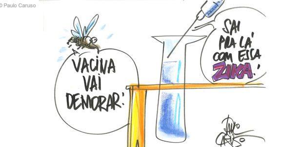 Luz no fim do túnel: primeiro o Butantan, depois a Sanofi Pasteur, abrem expectativas para  vacinas contra zika sem muita demora