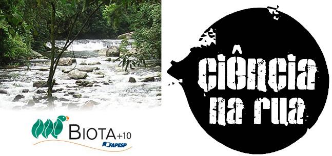 Biota/Fapesp firma parceria com projeto Ciência na Rua de divulgação científica