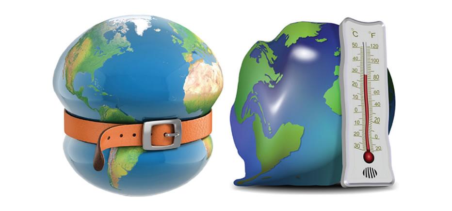 Cuidando do futuro de nosso planeta