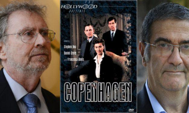 O filme Copenhagen, dois físicos e um debate no domingo