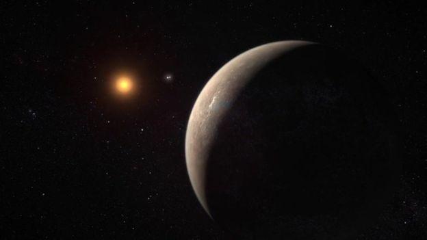 Cientistas descobrem planeta habitável, parecido com a Terra