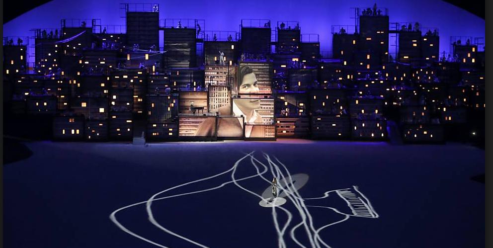 Muito talento, arte e criatividade na impressionante abertura das Olimpíadas 2016. E tudo apoiado numa tecnologia poderosa