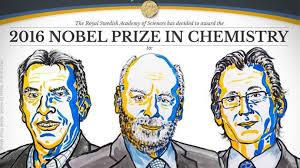 Quimica – um Nobel para as menores máquinas do mundo