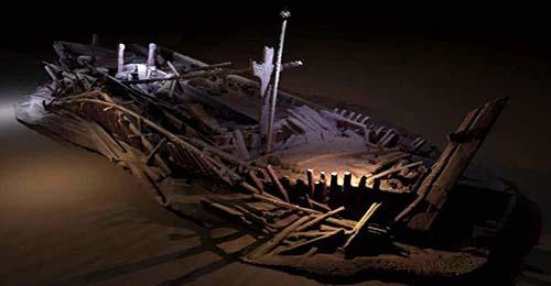 Descoberta de embarcações naufragadas lança luz sobre antigos impérios e rotas comerciais