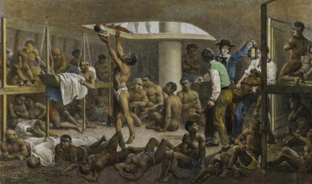 Africanos livres em Sorocaba. Só que não