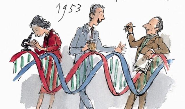 Conhecimento não basta para eliminar a crença no determinismo genético