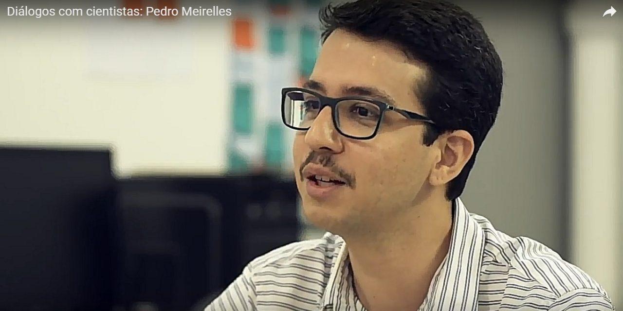 Pedro Meirelles conta como se fez um jovem pesquisador bem sucedido