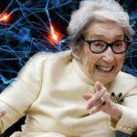 Dona Claudine dá um choque de humor na depressão