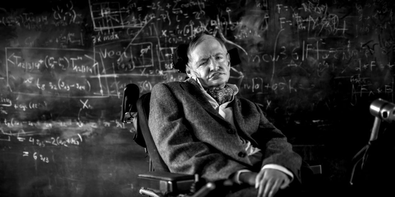 Poeira de estrela, Stephen Hawking morre aos 76 anos