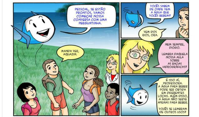 Unesp lança game para sensibilizar crianças e adolescentes quanto ao uso da água