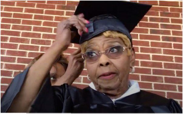 Aos 92 anos, mulher da Carolina do Sul consegue o quarto diploma