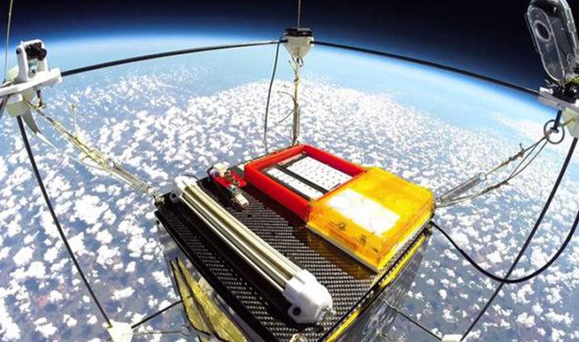 Estudantes do Brasil inteiro vão mandar experimentos para altas altitudes