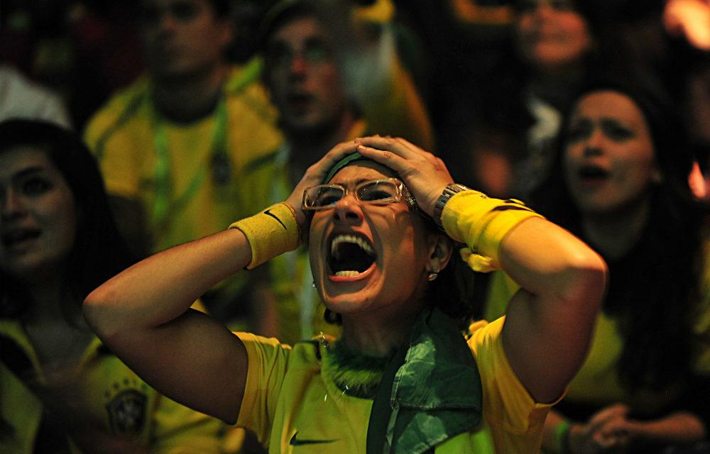 Copa do mundo e problemas do coração