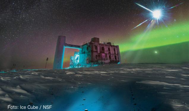 Descoberta a primeira fonte de raios cósmicos fora da Via Láctea