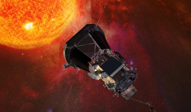 Dados da Sonda  Parker poderão ajudar humanidade a se preparar contra efeitos das erupções solares