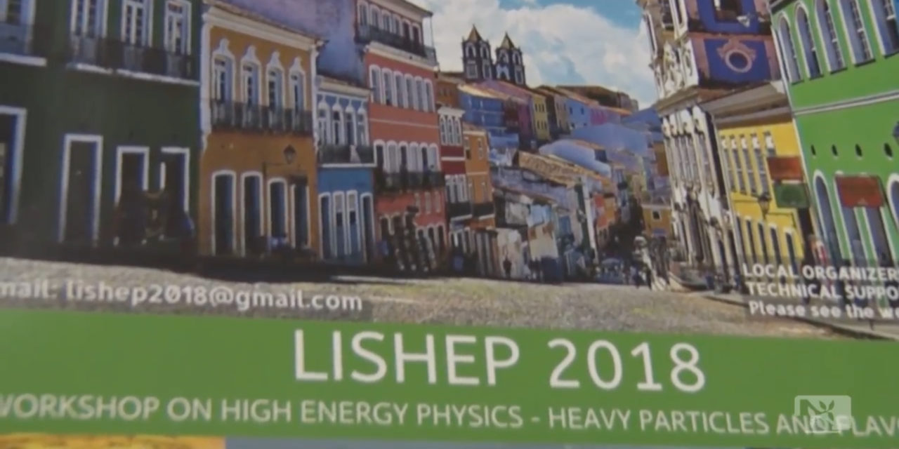 A física de altas energias e suas ondas fascinantes na UFBA