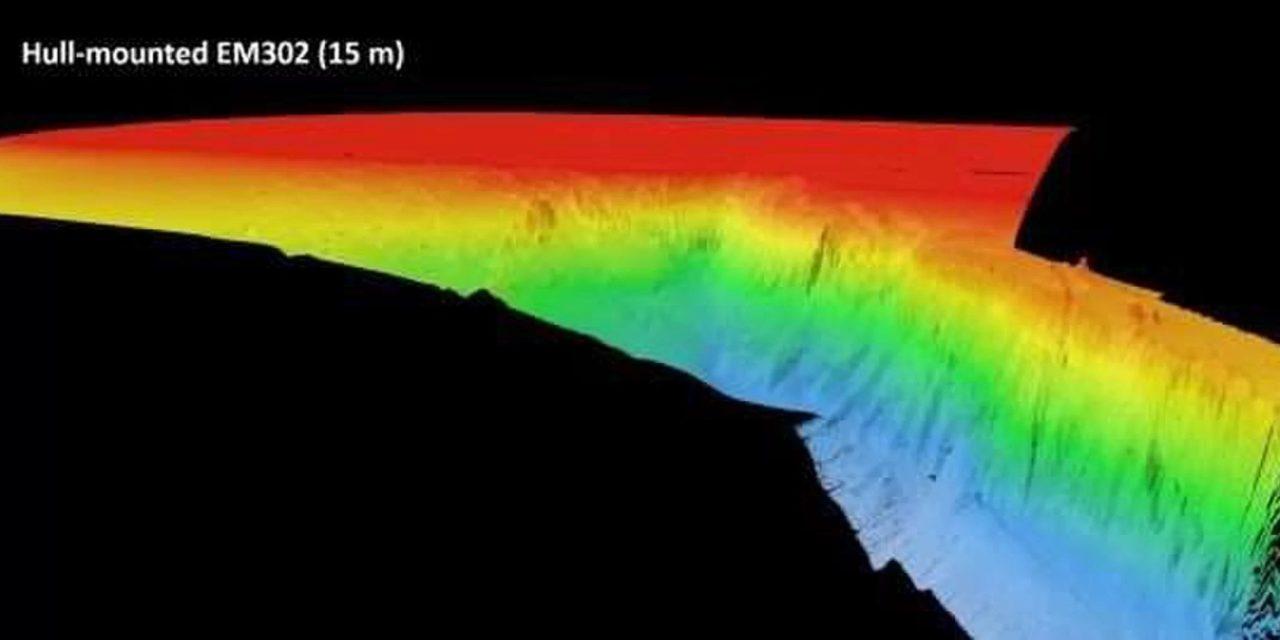 Cânion submarino pode revelar papel de corais na captura de carbono da atmosfera