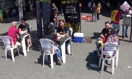 Setembro Amarelo em Belo Horizonte –  vídeo do canal Olá, Ciência