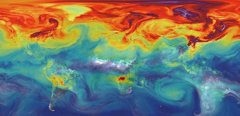 IPCC alerta para urgência na redução do ritmo das mudanças climáticas