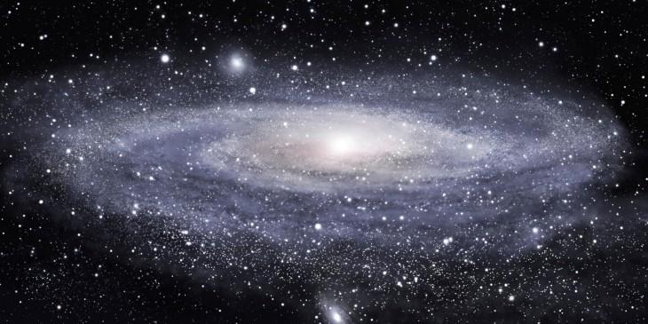 Pesquisadores do INPE indicam potencial de vida em nossa galáxia